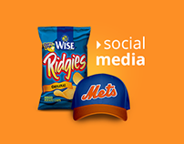 Ridgies & Mets | Social Media