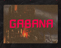 Free Gabana Display Typeface