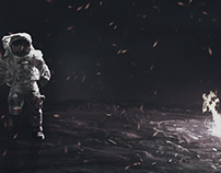 the astronaut