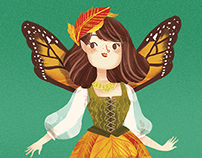 Fantastical Fairies - Chronicle Books - Flash Cards