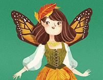 Fantastical Fairies - Chronicle Books - Flash Cards
