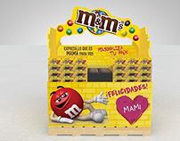 PROMO DIA DE LA MADRE 2017 M&M'S