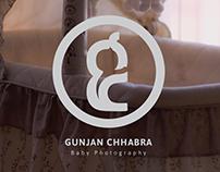 Identity Design for Baby Photographer