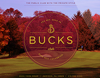 Bucks Club Rebranding & Web Design