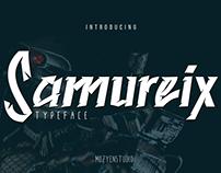Samureix Typeface