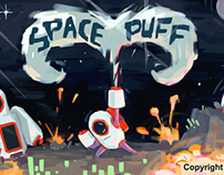 Space Puff - wip game