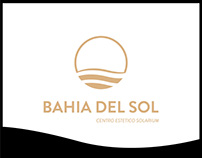 Bahia del Sol Beauty center & Solarium / Logo and Brand