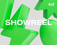 KTONADO.DIGITAL — SHOWREEL
