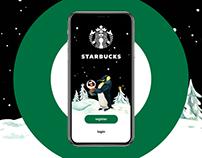 Starbucks app / Concept