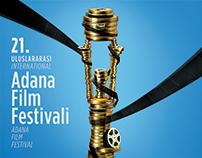 21. Adana Film Festival Poster