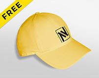 Cap Mockup Free 02