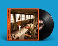 Samuele Ghidotti – Garage sound (official album cover)