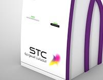 STC - KIOSK Machine (self services)