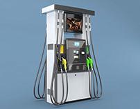 Fuel Equipment Animation Portfolio