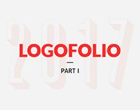 Logofolio 2017 | Part I