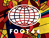 FOOT44 / 2018 World Cup / Pt. 2