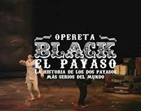 Opereta Black el payaso