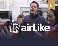 AirLike - messenger