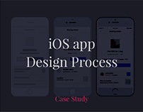 iOS App Design Process