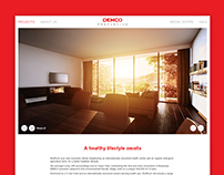 Demco Properties - Website