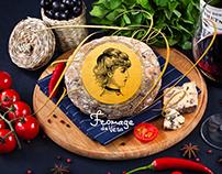 Фотосъемка для элитных сыров «Fromage de Vera»
