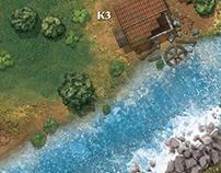 RPG Book Maps