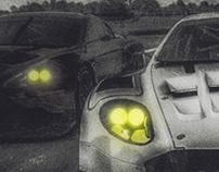Aston Martin DBR 9 Hybrid