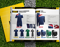 HS Football | Catalogo team 2015