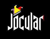 Jocular Theatre logo redesign