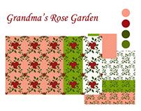 Grandma's Rose Garden