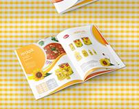 Dalsu Ambalaj - Katalog Tasarımı