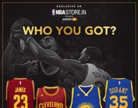 NBA STORE_JABONG