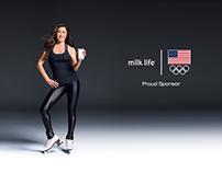 Milk Olympics