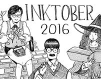 InkTober2016