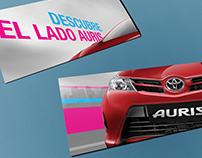 TOYOTA: Afiche Fun to Drive - Auris