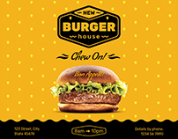 Burger House | Modern and Creative Templates Suite