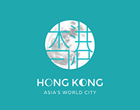 Hong Kong - Asia's Start-Up Hub: Branding