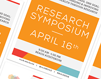 Event Promotions for University Research Grant Programs