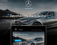 360º Digital Campaign - Mercedes-Benz