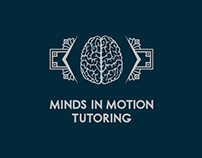 Minds in Motion tutoring Logo