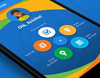 Guardiões da Saúde | Mobile App