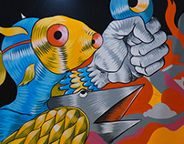 Gods in Love - Forma 4 Gallery - Bari, Italy