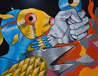 Gods in Love - Forma 4 Gallery - Bari, Italy