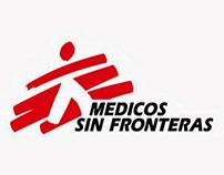 Médicos sin fronteras. Ganadores de Jóvenes Creativos