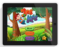 Jos & Mos - ipad game for kids
