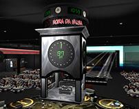 Projeto 3D Mack Time CCSA - Espaço das Américas
