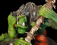 The Black Shaman Ogre