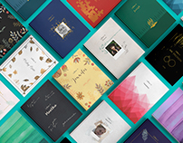 LettersTo - Editorial & web design
