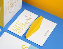 Ernesto & Josefina - Brand Design