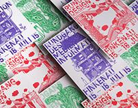Rundgang DMI - exhibition design